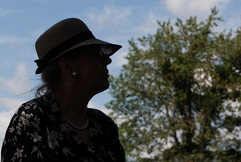 Eleanor Roosevelt (Patty Cooper)